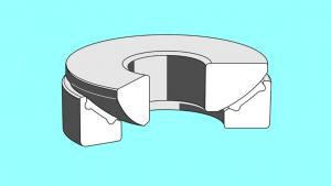 Rotulas Axiais Aço/PTFE